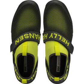 Helly Hansen Hydromoc Zapatillas Slip-On Hombre, forest night/sweet lime/beluga